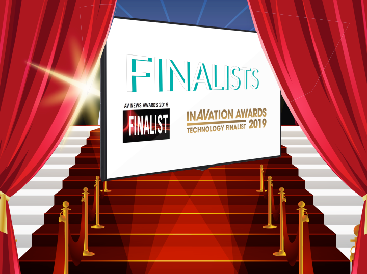 AV NEWS AWARDS 2019 FINALIST