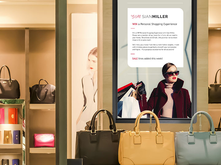 5 golden reasons for digital signage